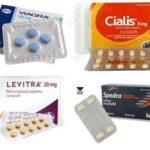 Farmaci usati per la disfunzione erettile
